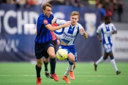 Бохинен - об окровавленных ногах: «Для меня это то, как должен выглядеть футболист после матча»