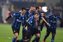 «Интер» установил рекорд Серии А
