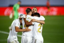 «Реал» вырвал победу в добавленное время впервые с 2016 года