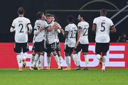 Впервые за 20 лет сборная Германии проиграла в отборе чемпионата мира