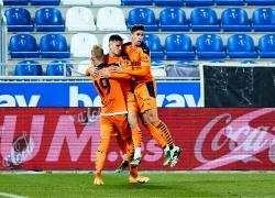 «Валенсия» с Черышевым отобрала победу у «Реала» из Сан-Себастьяна