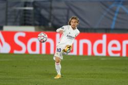 Модрич отреагировал на информацию о трансфере Мбаппе в «Реал»