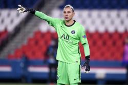 Навас - лучший футболист Лиги 1 в марте