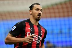 Ибрагимович не восстановится к матчу с «Лацио»