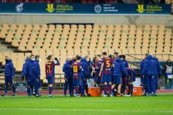 «Барселона» установила рекорд в Кубке Испании