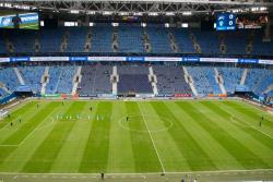 Как строили «Газпром Арену», главный футбольный стадион России