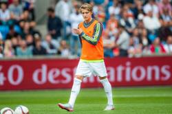 Эдегор: «Меня всё устраивает в «Арсенале»