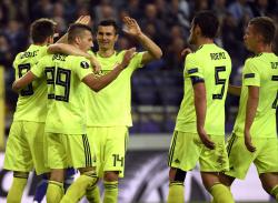 «Динамо» Загреб стало чемпионом Хорватии