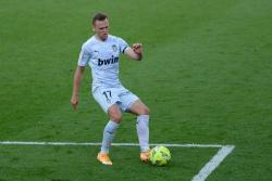 Черышев попал в стартовый состав «Валенсии» впервые с января