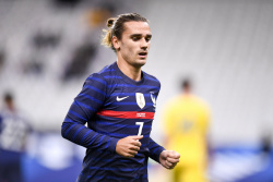 Гризманн установил рекорд сборной Франции