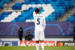 Варан не сыграет с «Ливерпулем» и «Барселоной» - у игрока коронавирус