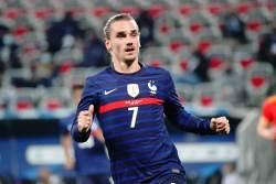 Гризманн поделился впечатлениями об игре Роналду на Евро-2020