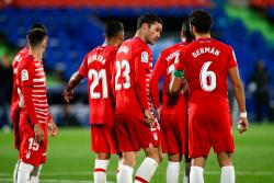 «Гранада» неожиданно помешала «Барселоне» выйти в лидеры