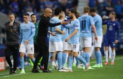 «Манчестер Сити» в финале ЛЧ наиграл только на полгола – худший результат сезона
