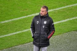 Флик не откажется от работы со сборной Германии ради «Барселоны»