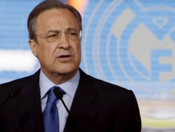 Перес переизбран президентом «Реала»