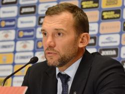 Шевченко - о матче с Казахстаном: «Результат негативный, беру всю ответственность на себя»