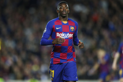 «Барселона» сообщила о травме Дембеле