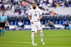 Бензема появится в старте на игру против Германии