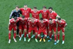 Матч Россия – Дания может пройти в сложных метеоусловиях