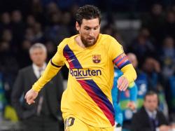 Месси – лучший футболист чемпионата Испании по итогам февраля