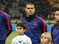 «Барселона» возвращает Вальдеса