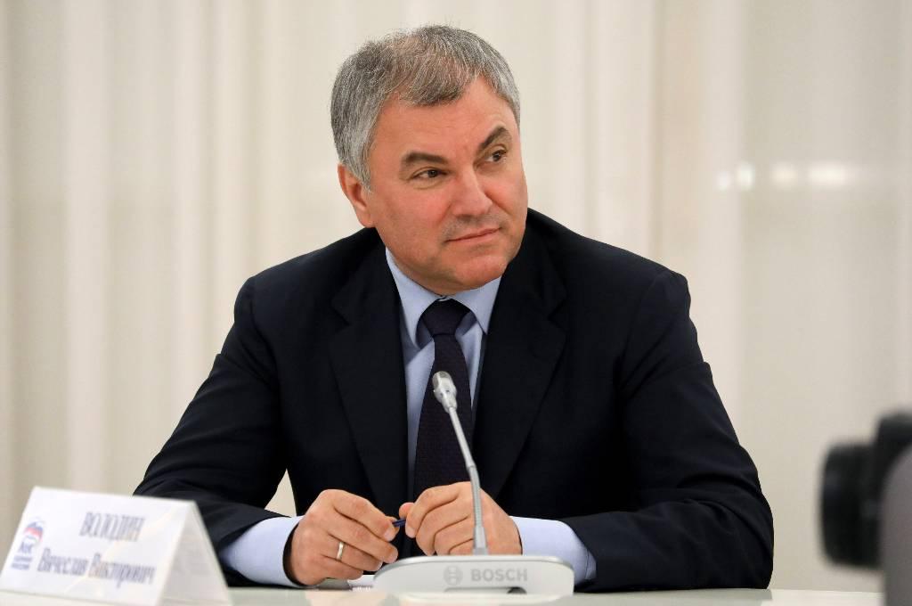 'Политика — не собес': Володин напомнил требующим компенсаций Чехии и Украине о долге перед Россией