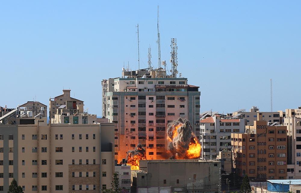 В США указали на обязанность Израиля обеспечить безопасность журналистов