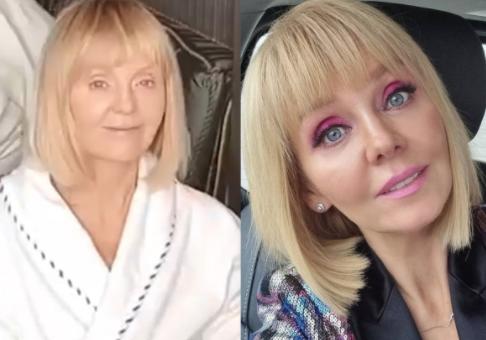 'Нос клювом и дорисованный рот': Пригожин не узнал Валерию, когда ему показали её фото без макияжа