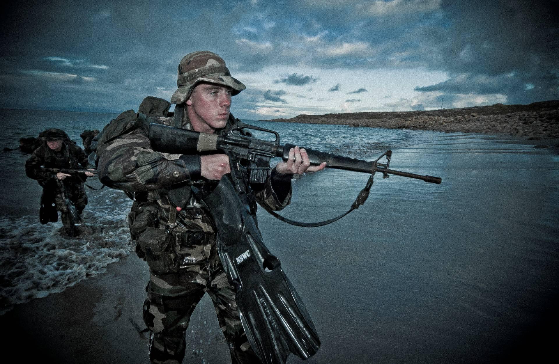 'Морские котики' против России: как натовцы собираются захватывать Крым
