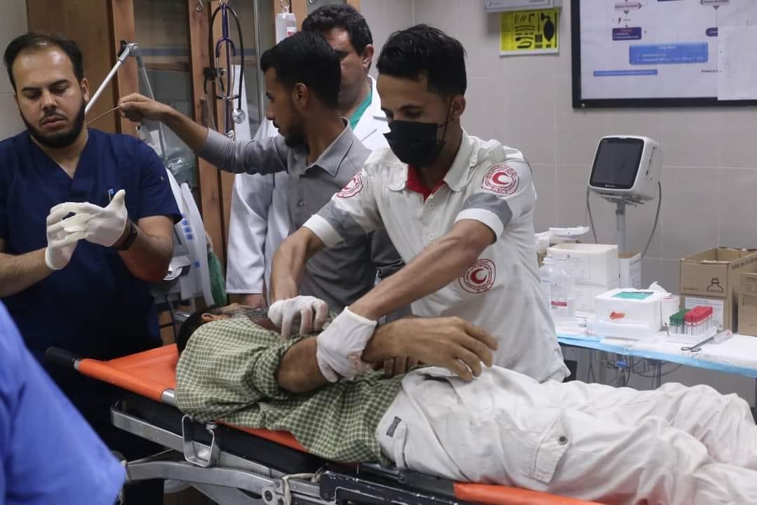 Более 1,4 тысячи палестинцев пострадали в стычках с израильской полицией за сутки