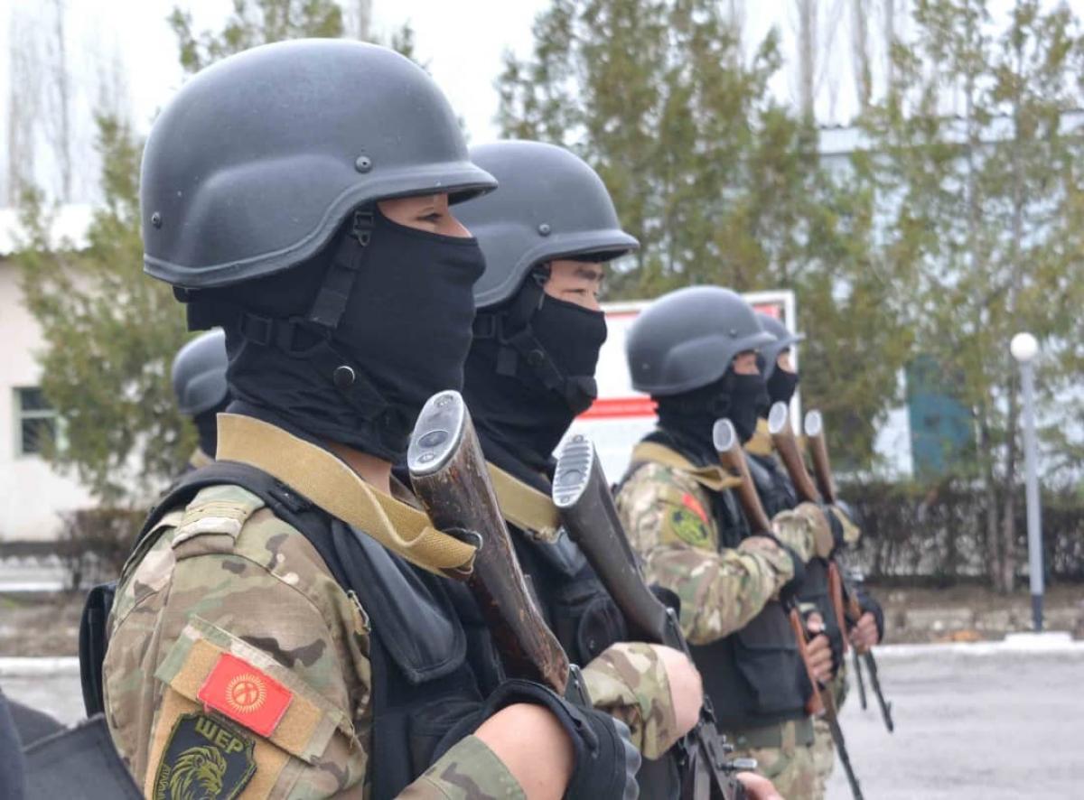 МВД Киргизии назвало причины приграничного конфликта с Таджикистаном