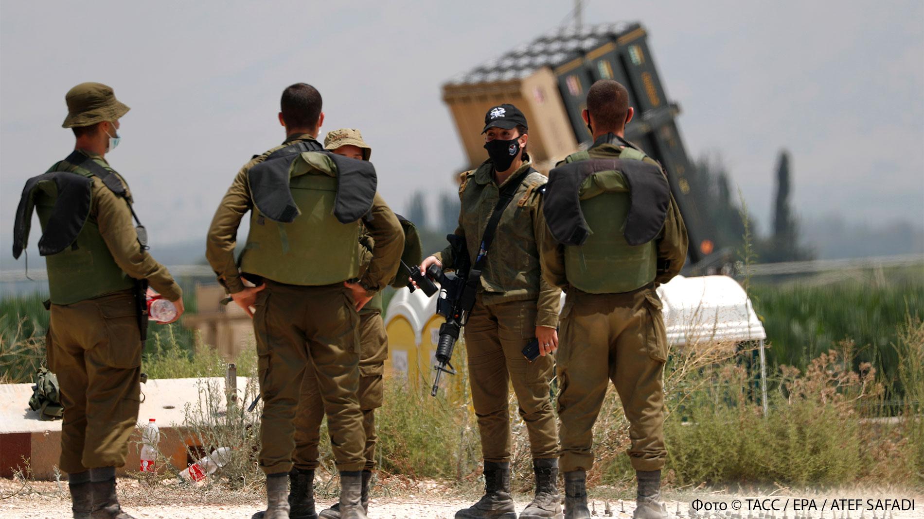 Приём маршала Жукова: как палестинцы взломали израильский 'Железный купол'