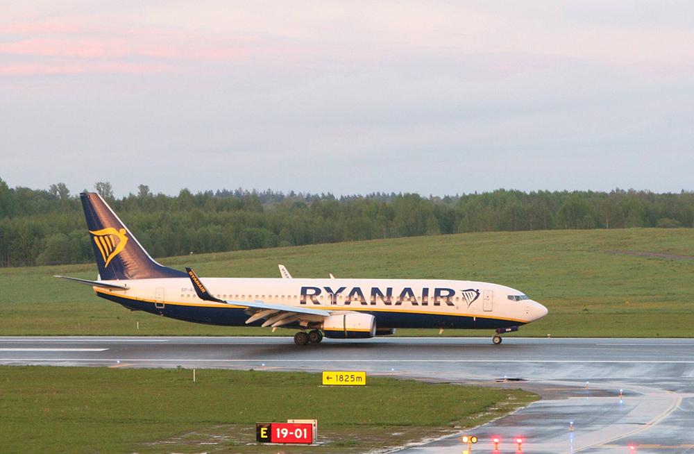 ICAO проведёт расследование из-за инцидента с самолётом Ryanair
