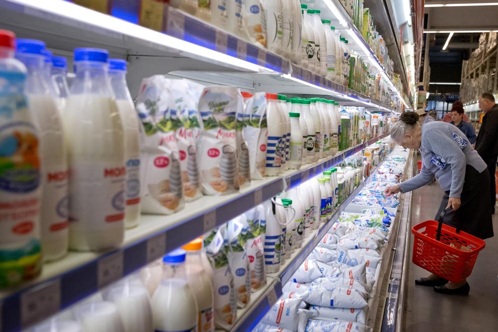 Минпромторг не станет переносить сроки ввода обязательной маркировки молочной продукции
