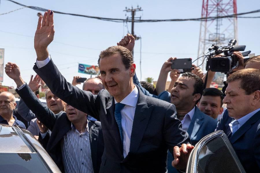 Башар Асад победил на выборах президента, набрав 95% голосов