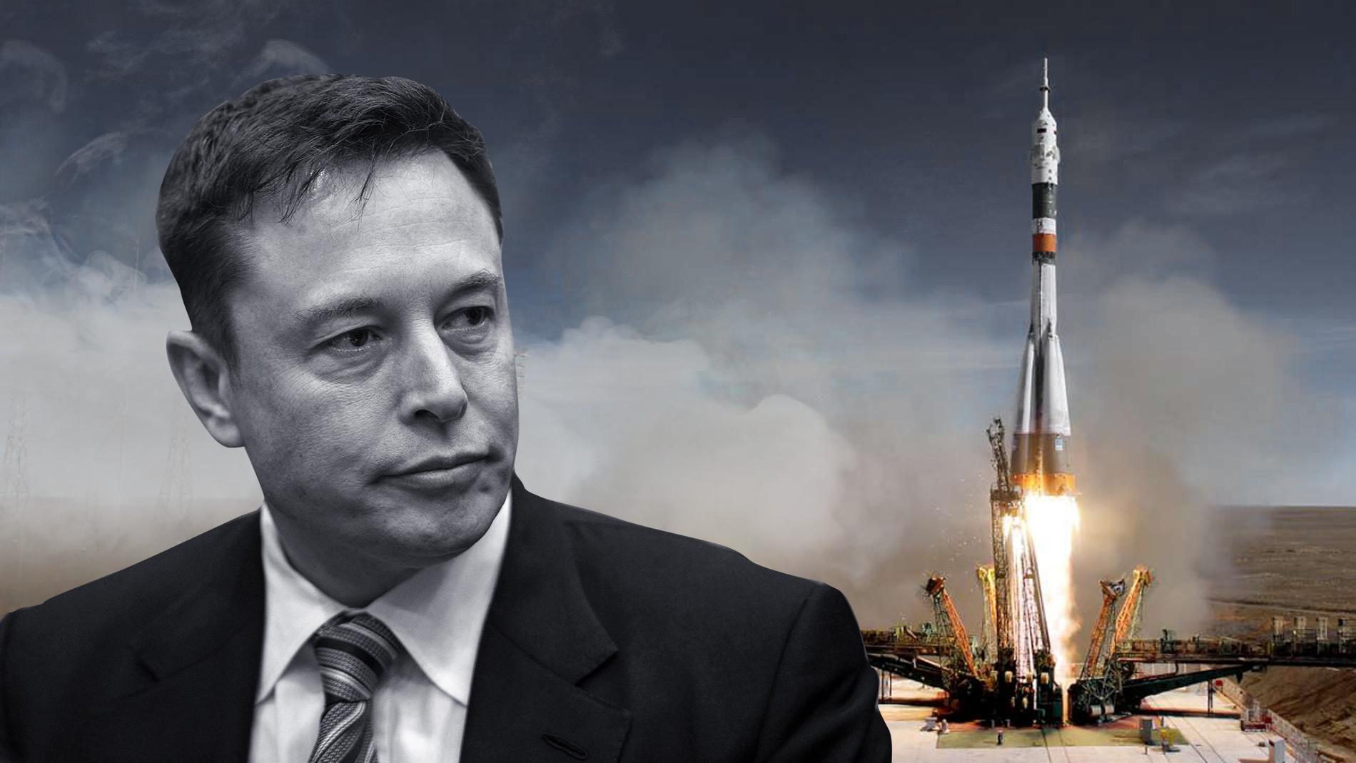 'Космический батут': Почему SpaceX мечтает 'убить' ракеты 'Союз'