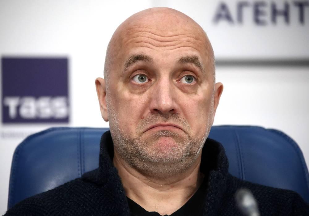 Прилепин признался, что опасается задержания после истории с арестом Протасевича в Минске