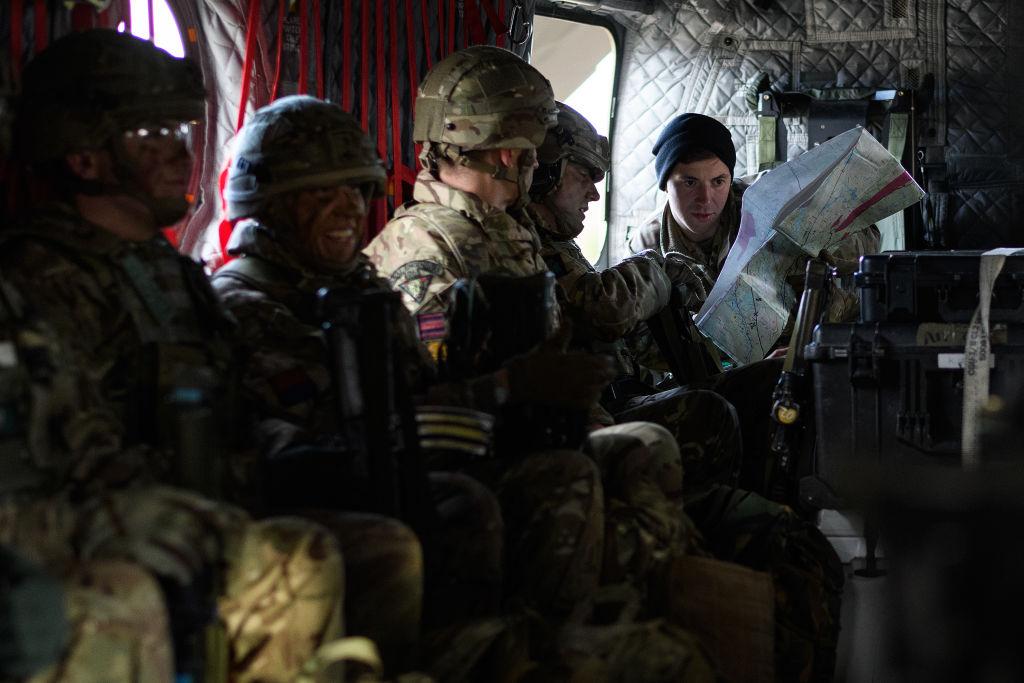 Очень холодная война: В США рассказали о подготовке к боевым действиям в Арктике