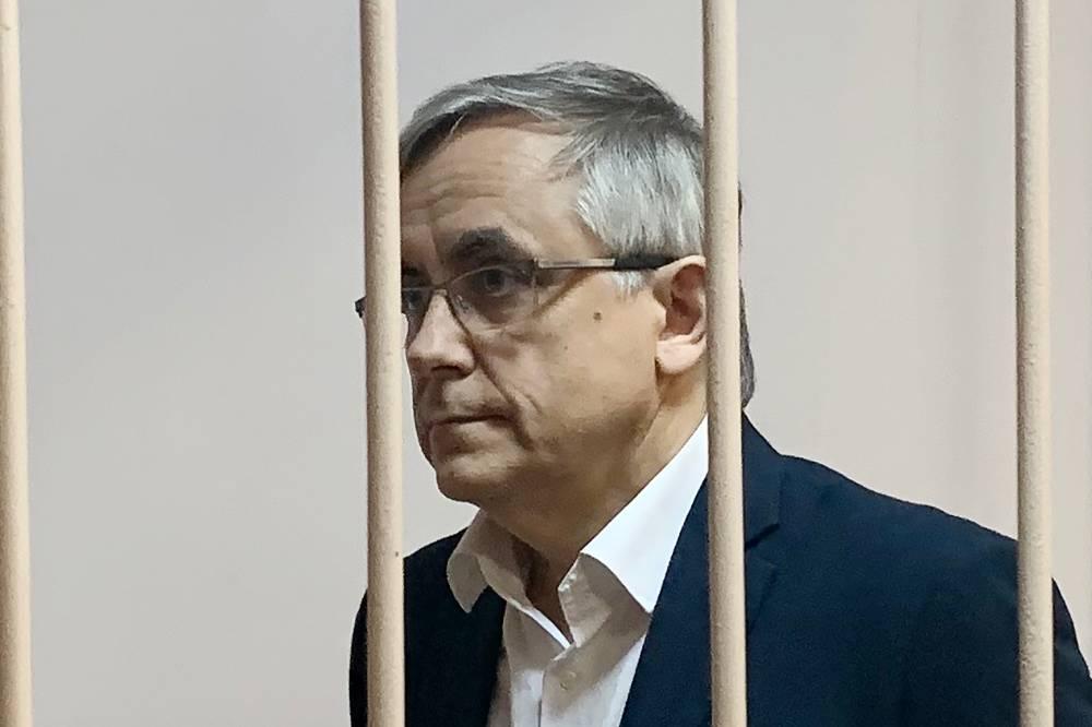 Главный нефролог Петербурга объяснил, зачем 'оговорил себя' по делу об убийстве жены