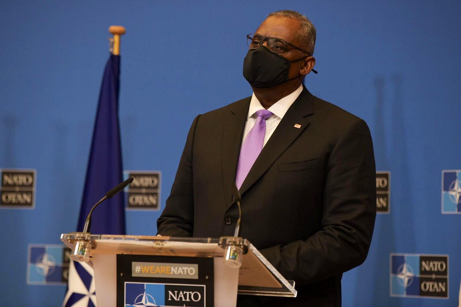 Глава Пентагона назвал угрозы, стоящие перед страной