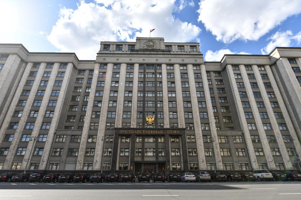 'Нам придётся отвечать': В Госдуме осудили главу Европарламента за призыв ужесточить антироссийские санкции