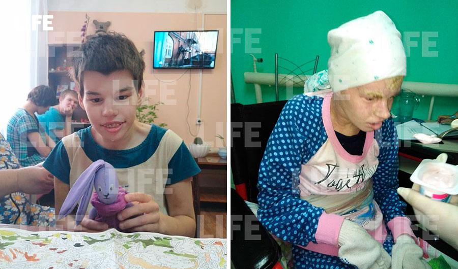 Живая мумия в инвалидной коляске: Супруги из Волгограда пришли в ужас, увидев дочь после года заточения в интернате