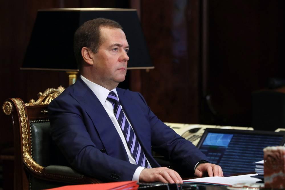 'Они всё сожгли дотла': Медведев заявил, что Россия устала от конфронтации с Западом