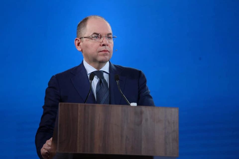 Глава Минздрава Украины обвинил Россию в дискредитации западных вакцин от ковида