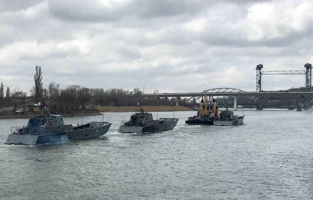 В Госдуме сочли надуманными заявления Украины о попытке контроля Азовского моря Россией