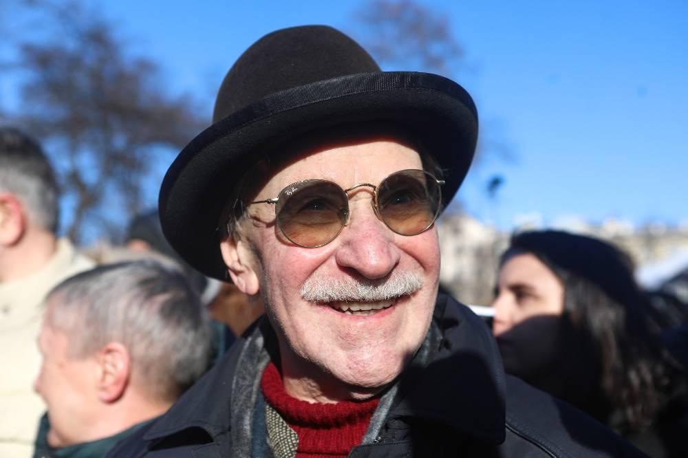 90-летний Иван Краско собрался жениться в пятый раз