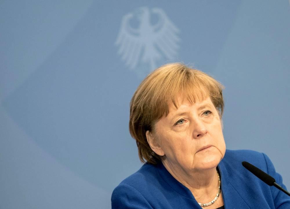 Меркель призвала помнить о миллионах людей, погибших при нацистах