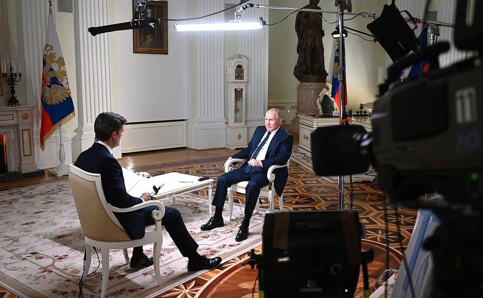 Путин ответил на слова Байдена об автократии
