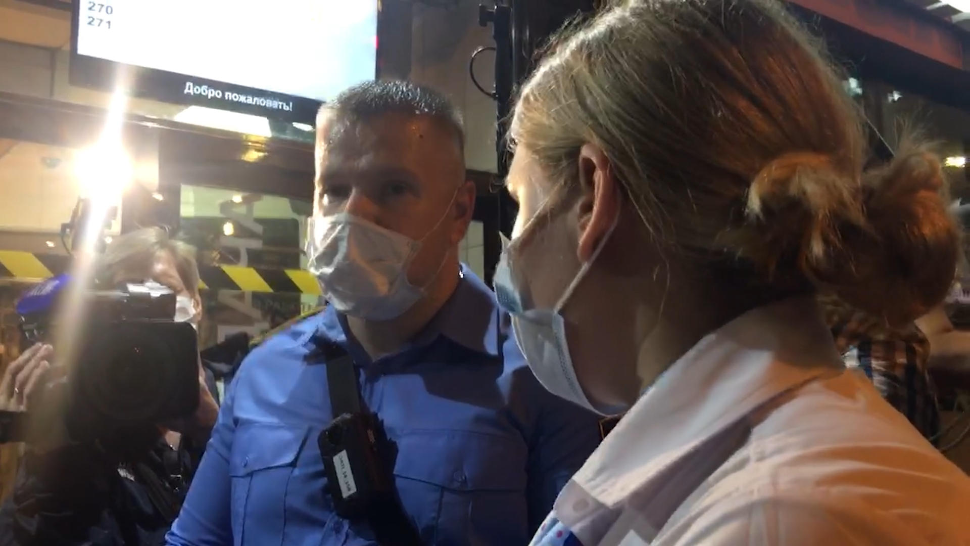 В Москве проверили, как рестораны и кафе соблюдают запрет на ночную работу